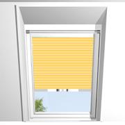 Plissee f�r Velux � Dachfenster